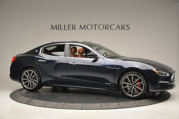 New 2019 Maserati Ghibli S Q4 GranSport for sale Sold at Rolls-Royce Motor Cars Greenwich in Greenwich CT 06830 14