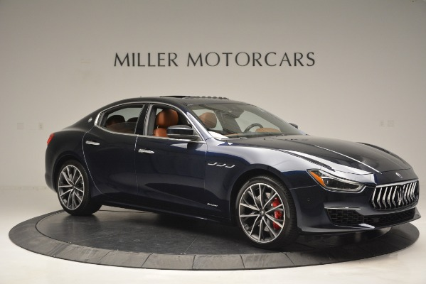 New 2019 Maserati Ghibli S Q4 GranSport for sale Sold at Rolls-Royce Motor Cars Greenwich in Greenwich CT 06830 15