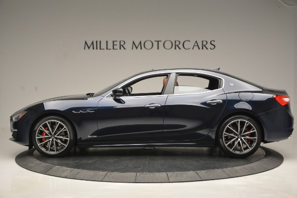 New 2019 Maserati Ghibli S Q4 GranSport for sale Sold at Rolls-Royce Motor Cars Greenwich in Greenwich CT 06830 4