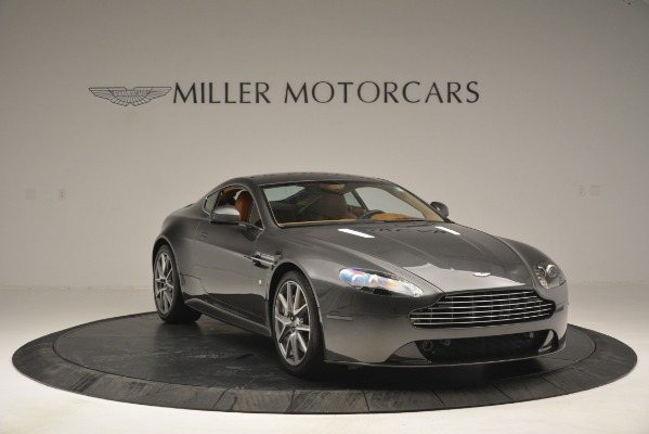 Used 2012 Aston Martin V8 Vantage S Coupe for sale Sold at Rolls-Royce Motor Cars Greenwich in Greenwich CT 06830 11
