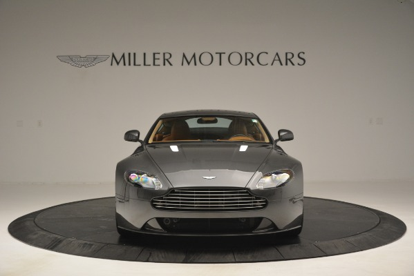 Used 2012 Aston Martin V8 Vantage S Coupe for sale Sold at Rolls-Royce Motor Cars Greenwich in Greenwich CT 06830 12