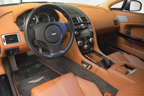 Used 2012 Aston Martin V8 Vantage S Coupe for sale Sold at Rolls-Royce Motor Cars Greenwich in Greenwich CT 06830 14