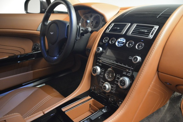 Used 2012 Aston Martin V8 Vantage S Coupe for sale Sold at Rolls-Royce Motor Cars Greenwich in Greenwich CT 06830 17