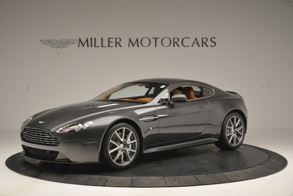 Used 2012 Aston Martin V8 Vantage S Coupe for sale Sold at Rolls-Royce Motor Cars Greenwich in Greenwich CT 06830 2