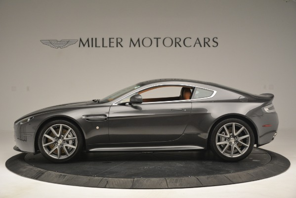 Used 2012 Aston Martin V8 Vantage S Coupe for sale Sold at Rolls-Royce Motor Cars Greenwich in Greenwich CT 06830 3