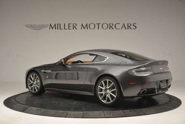 Used 2012 Aston Martin V8 Vantage S Coupe for sale Sold at Rolls-Royce Motor Cars Greenwich in Greenwich CT 06830 4