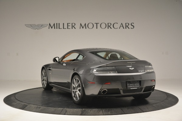 Used 2012 Aston Martin V8 Vantage S Coupe for sale Sold at Rolls-Royce Motor Cars Greenwich in Greenwich CT 06830 5
