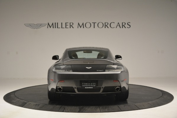 Used 2012 Aston Martin V8 Vantage S Coupe for sale Sold at Rolls-Royce Motor Cars Greenwich in Greenwich CT 06830 6