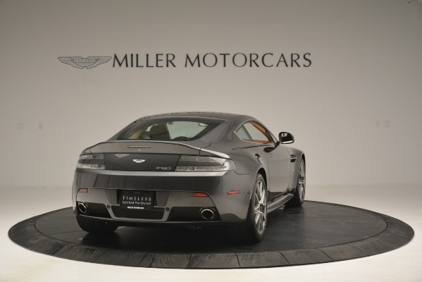 Used 2012 Aston Martin V8 Vantage S Coupe for sale Sold at Rolls-Royce Motor Cars Greenwich in Greenwich CT 06830 7