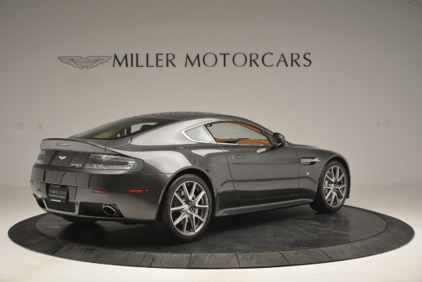 Used 2012 Aston Martin V8 Vantage S Coupe for sale Sold at Rolls-Royce Motor Cars Greenwich in Greenwich CT 06830 8