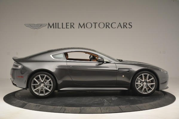 Used 2012 Aston Martin V8 Vantage S Coupe for sale Sold at Rolls-Royce Motor Cars Greenwich in Greenwich CT 06830 9