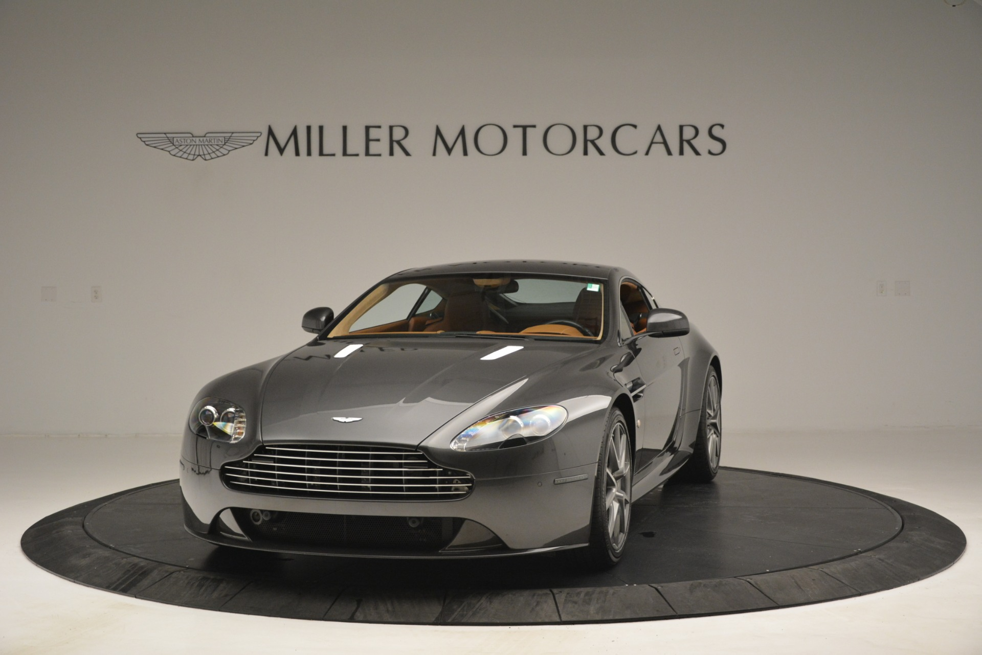 Used 2012 Aston Martin V8 Vantage S Coupe for sale Sold at Rolls-Royce Motor Cars Greenwich in Greenwich CT 06830 1