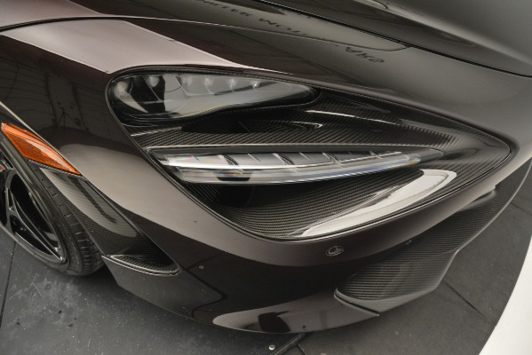 Used 2018 McLaren 720S Coupe for sale Sold at Rolls-Royce Motor Cars Greenwich in Greenwich CT 06830 24