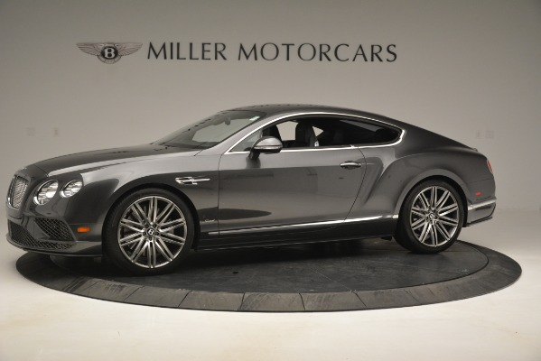 Used 2016 Bentley Continental GT Speed for sale Sold at Rolls-Royce Motor Cars Greenwich in Greenwich CT 06830 2
