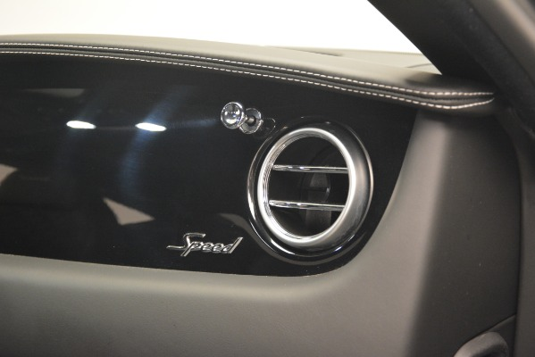 Used 2016 Bentley Continental GT Speed for sale Sold at Rolls-Royce Motor Cars Greenwich in Greenwich CT 06830 24