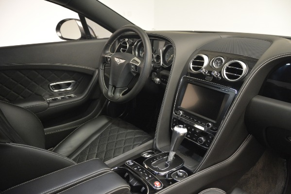 Used 2016 Bentley Continental GT Speed for sale Sold at Rolls-Royce Motor Cars Greenwich in Greenwich CT 06830 28