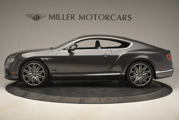 Used 2016 Bentley Continental GT Speed for sale Sold at Rolls-Royce Motor Cars Greenwich in Greenwich CT 06830 3
