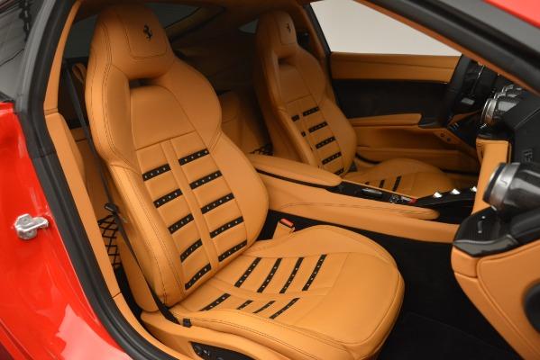 Used 2017 Ferrari F12 Berlinetta for sale Sold at Rolls-Royce Motor Cars Greenwich in Greenwich CT 06830 19