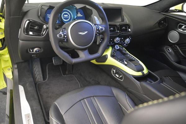 Used 2019 Aston Martin Vantage for sale Sold at Rolls-Royce Motor Cars Greenwich in Greenwich CT 06830 15
