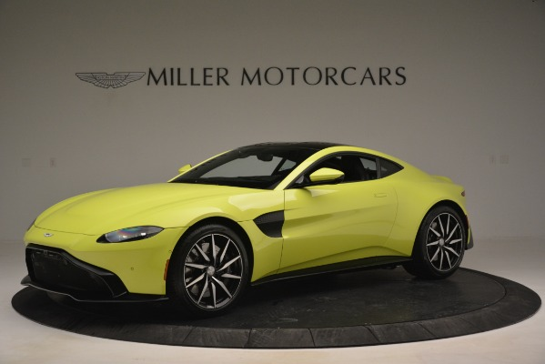Used 2019 Aston Martin Vantage for sale Sold at Rolls-Royce Motor Cars Greenwich in Greenwich CT 06830 2