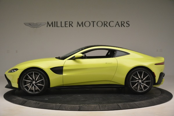 Used 2019 Aston Martin Vantage for sale Sold at Rolls-Royce Motor Cars Greenwich in Greenwich CT 06830 3