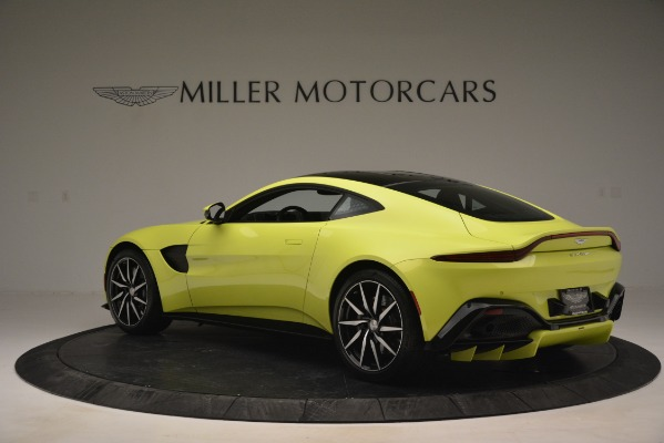 Used 2019 Aston Martin Vantage for sale Sold at Rolls-Royce Motor Cars Greenwich in Greenwich CT 06830 4