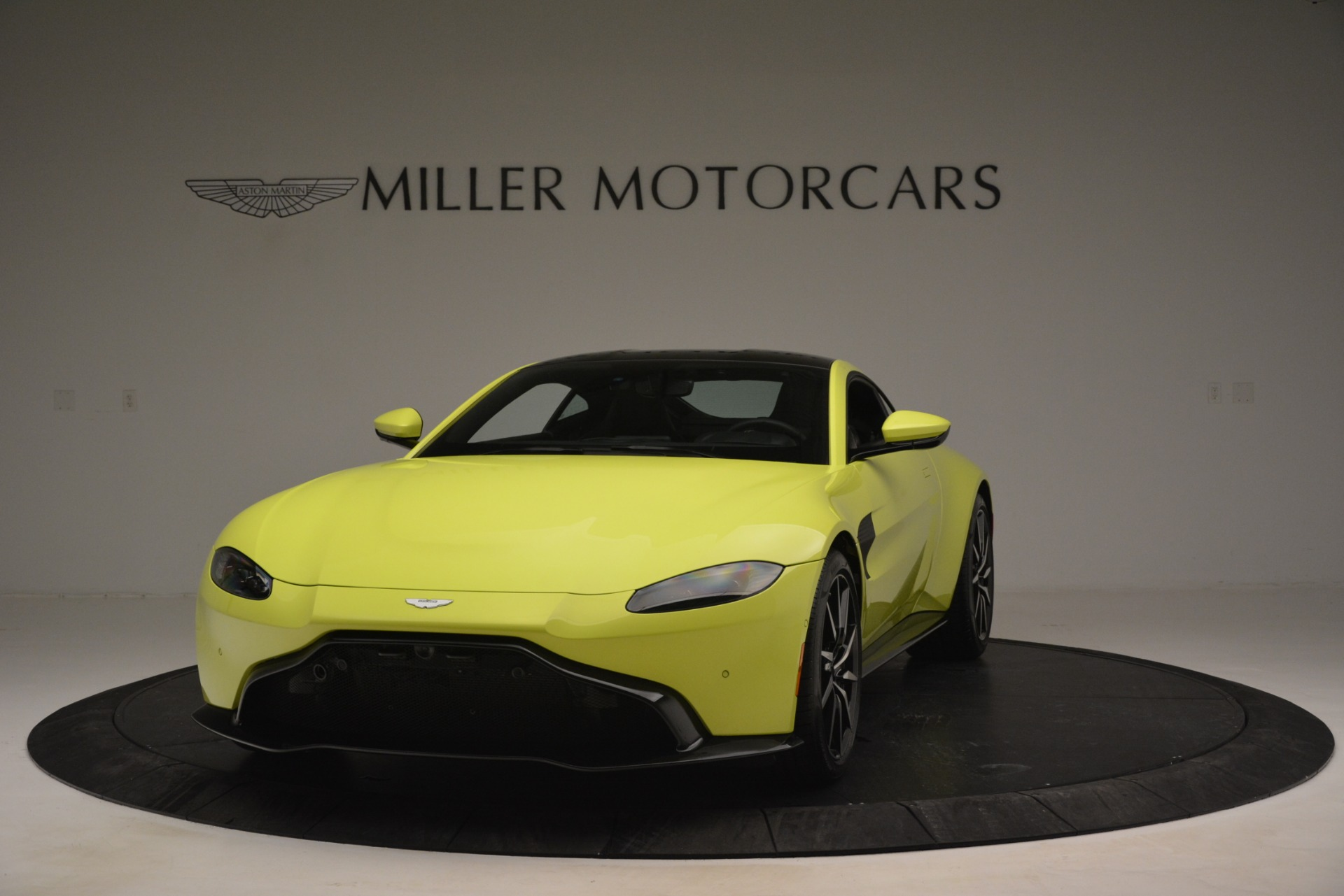 Used 2019 Aston Martin Vantage for sale Sold at Rolls-Royce Motor Cars Greenwich in Greenwich CT 06830 1