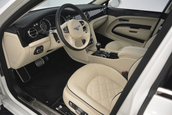 Used 2016 Bentley Mulsanne Speed for sale Sold at Rolls-Royce Motor Cars Greenwich in Greenwich CT 06830 17