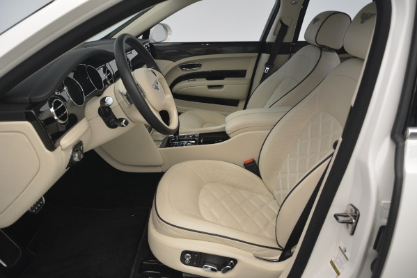 Used 2016 Bentley Mulsanne Speed for sale Sold at Rolls-Royce Motor Cars Greenwich in Greenwich CT 06830 18