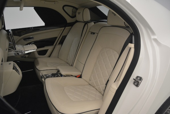Used 2016 Bentley Mulsanne Speed for sale Sold at Rolls-Royce Motor Cars Greenwich in Greenwich CT 06830 28