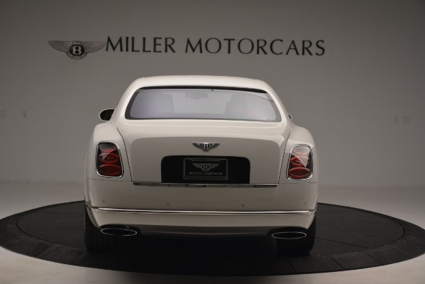 Used 2016 Bentley Mulsanne Speed for sale Sold at Rolls-Royce Motor Cars Greenwich in Greenwich CT 06830 6