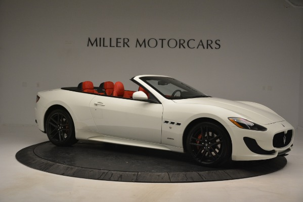 Used 2017 Maserati GranTurismo Sport for sale Sold at Rolls-Royce Motor Cars Greenwich in Greenwich CT 06830 10