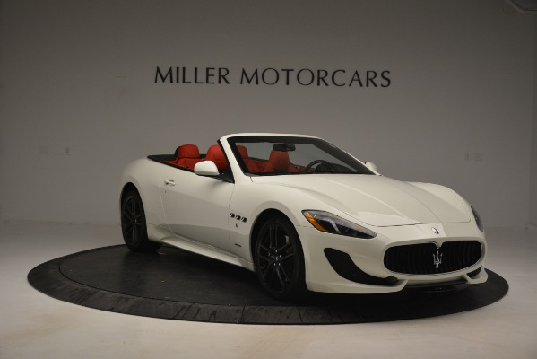 Used 2017 Maserati GranTurismo Sport for sale Sold at Rolls-Royce Motor Cars Greenwich in Greenwich CT 06830 11