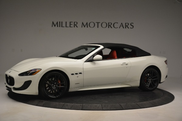 Used 2017 Maserati GranTurismo Sport for sale Sold at Rolls-Royce Motor Cars Greenwich in Greenwich CT 06830 14