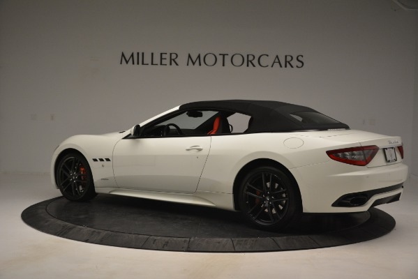 Used 2017 Maserati GranTurismo Sport for sale Sold at Rolls-Royce Motor Cars Greenwich in Greenwich CT 06830 16