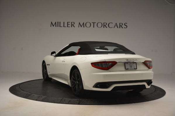 Used 2017 Maserati GranTurismo Sport for sale Sold at Rolls-Royce Motor Cars Greenwich in Greenwich CT 06830 17
