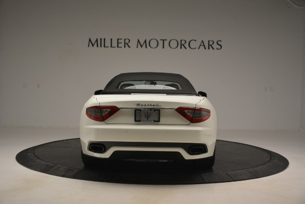 Used 2017 Maserati GranTurismo Sport for sale Sold at Rolls-Royce Motor Cars Greenwich in Greenwich CT 06830 18