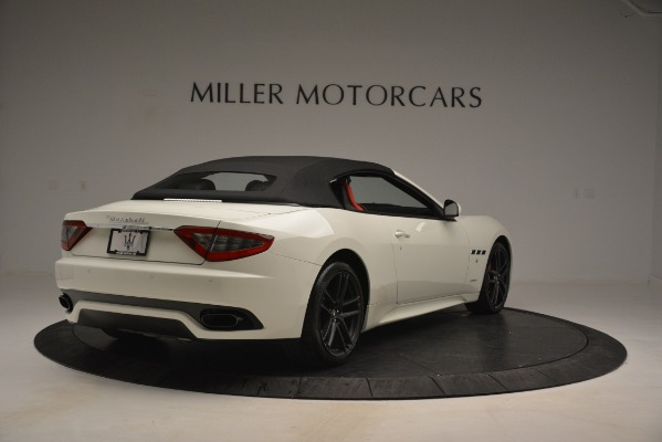 Used 2017 Maserati GranTurismo Sport for sale Sold at Rolls-Royce Motor Cars Greenwich in Greenwich CT 06830 19