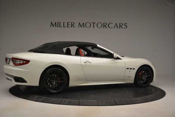 Used 2017 Maserati GranTurismo Sport for sale Sold at Rolls-Royce Motor Cars Greenwich in Greenwich CT 06830 20
