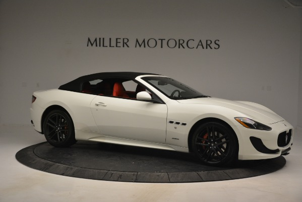 Used 2017 Maserati GranTurismo Sport for sale Sold at Rolls-Royce Motor Cars Greenwich in Greenwich CT 06830 22