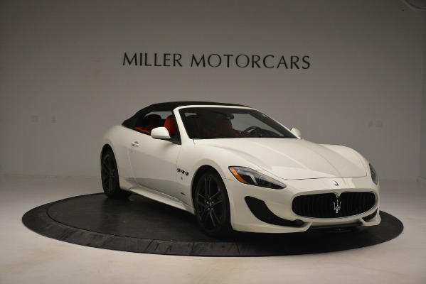 Used 2017 Maserati GranTurismo Sport for sale Sold at Rolls-Royce Motor Cars Greenwich in Greenwich CT 06830 23