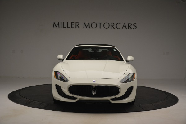 Used 2017 Maserati GranTurismo Sport for sale Sold at Rolls-Royce Motor Cars Greenwich in Greenwich CT 06830 24