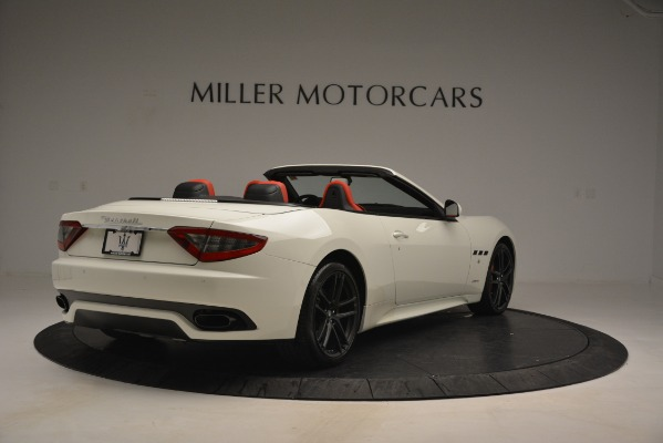 Used 2017 Maserati GranTurismo Sport for sale Sold at Rolls-Royce Motor Cars Greenwich in Greenwich CT 06830 7