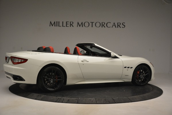 Used 2017 Maserati GranTurismo Sport for sale Sold at Rolls-Royce Motor Cars Greenwich in Greenwich CT 06830 8