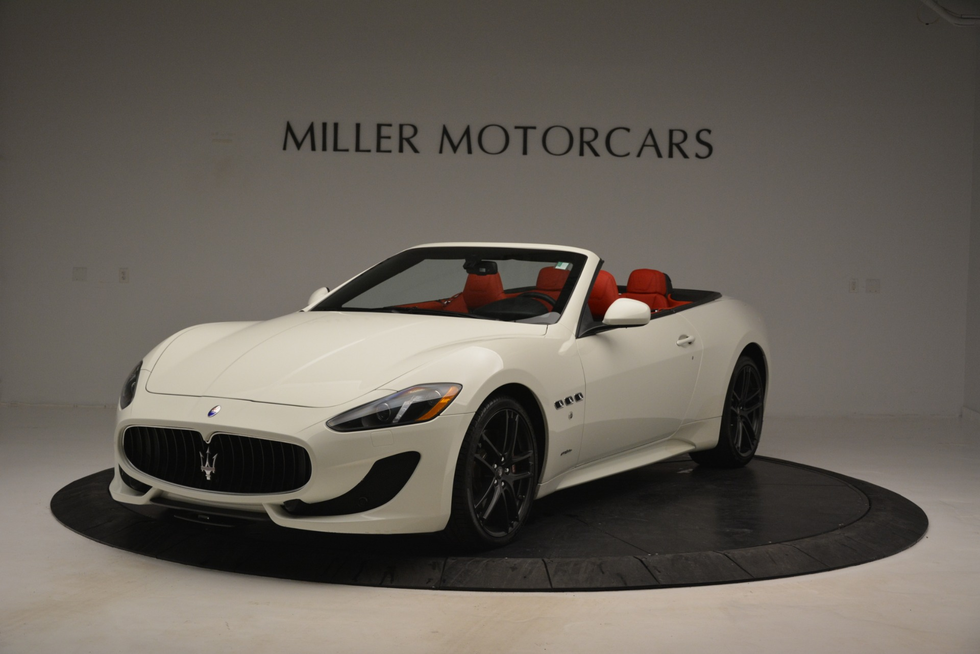 Used 2017 Maserati GranTurismo Sport for sale Sold at Rolls-Royce Motor Cars Greenwich in Greenwich CT 06830 1