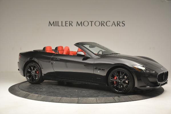 Used 2015 Maserati GranTurismo Sport for sale Sold at Rolls-Royce Motor Cars Greenwich in Greenwich CT 06830 10