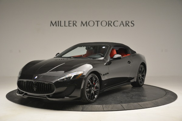 Used 2015 Maserati GranTurismo Sport for sale Sold at Rolls-Royce Motor Cars Greenwich in Greenwich CT 06830 13