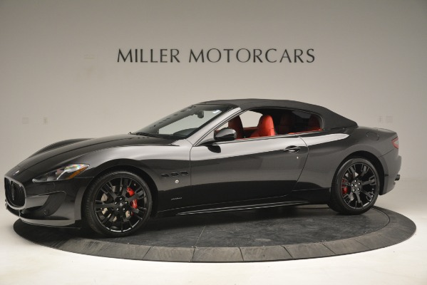 Used 2015 Maserati GranTurismo Sport for sale Sold at Rolls-Royce Motor Cars Greenwich in Greenwich CT 06830 14