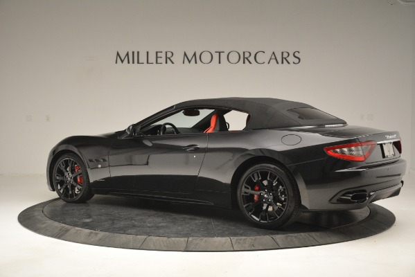 Used 2015 Maserati GranTurismo Sport for sale Sold at Rolls-Royce Motor Cars Greenwich in Greenwich CT 06830 16