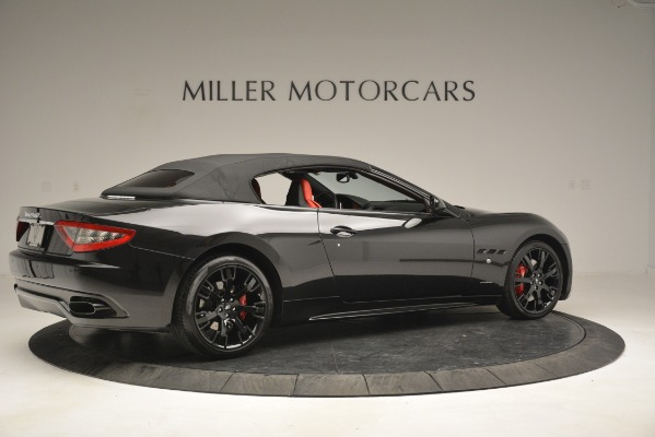 Used 2015 Maserati GranTurismo Sport for sale Sold at Rolls-Royce Motor Cars Greenwich in Greenwich CT 06830 20